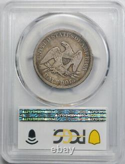 1851 O 50C Seated Liberty Half Dollar PCGS F 15 Fine to Very Fine Key Date To