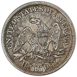1853-O Liberty Seated Half Dollar, Arrows & Rays, PCGS XF-40, Scarcer