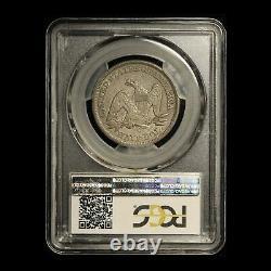 1855-O 50c Seated Liberty Half Dollar withArrows PCGS XF40 Free Shipping USA
