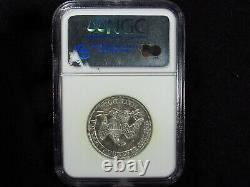 1855-O Seated Liberty Half Dollar With Arrows NGC SHIPWRECK EFFECT SS REPUBLIC 008