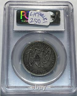 1863 S Seated Liberty Half Dollar PCGS VF 25 CAC