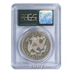 1869 Seated Liberty Dollar PCGS AU50