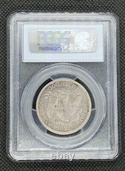 1872-CC Seated Liberty Half Dollar PCGS VF20