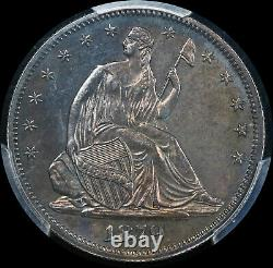 1879 Liberty Seated Half Dollar Pcgs Pr62 Tough Date