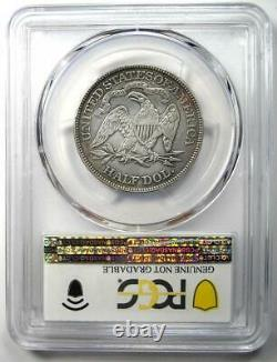 1879 Seated Liberty Half Dollar 50C Certified PCGS VF Details Rare Date Coin