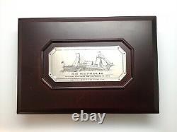 1854-o Seated Liberty Half Dollar Arrows Ngc Shipwreck Ss Republic Box/coa
