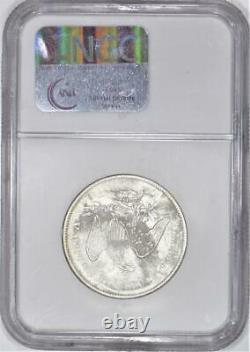 1861-o Assis Demi-dollar Ss République Ngc Effet Naufrage W-04, La Issue