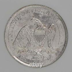 1861-o Assis Liberty Half Ss Republic 50c Ngc Shipwreck Csa Louisiana Paire