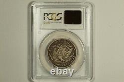 1875-cc Seated Liberty Demi Dollar Pcgs F15