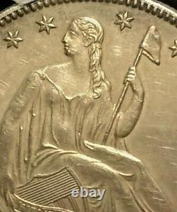 1882 Liberty Seated Half Pcgs Au Détails