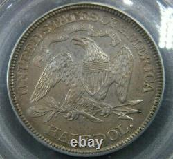 1889 Pcgs Pr63 Proof Seated Liberty Half Dollar Choice High Grade Us Type Pf
